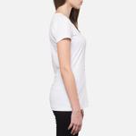 Женская футболка Barbour Owl White фото- 1