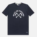 Мужская футболка Bleu De Paname Logo Bleu Paname фото- 0