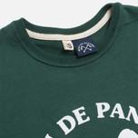 Мужская футболка Bleu De Paname Logo Vert Sapin фото- 1