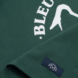 Мужская футболка Bleu De Paname Logo Vert Sapin фото- 2