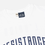 Bleu De Paname Resistance Men's T-shirt Ecru photo- 1