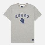 Мужская футболка Bleu De Paname Resistance Zinc фото- 0