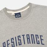 Мужская футболка Bleu De Paname Resistance Zinc фото- 1