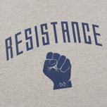 Мужская футболка Bleu De Paname Resistance Zinc фото- 2