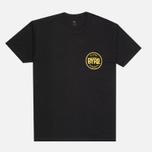Мужская футболка Byrd Tee Black фото- 0