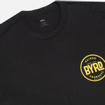 Мужская футболка Byrd Tee Black фото- 1