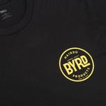 Мужская футболка Byrd Tee Black фото- 2