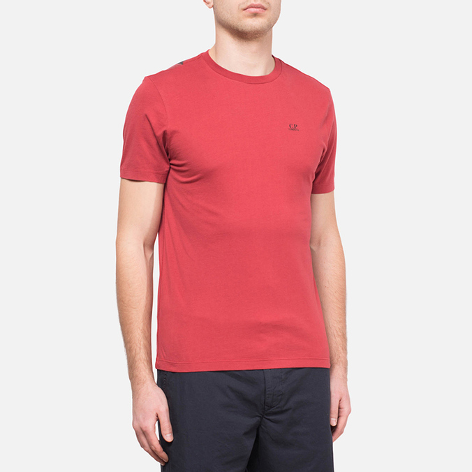 C.P. Company Goggle Print Red