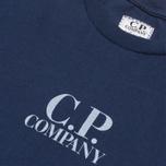 Детская футболка C.P. Company U16 Goggle Print Navy фото- 1