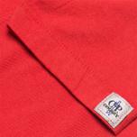 Детская футболка C.P. Company U16 Goggle Print Red фото- 2
