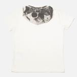 Детская футболка C.P. Company U16 Goggle Print White фото- 3