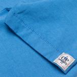 Детская футболка C.P. Company U16 Logo Print Blue фото- 2