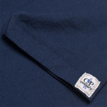 Детская футболка C.P. Company U16 Logo Print Navy фото- 2
