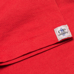 C.P. Company U16 Logo Print Red photo- 2