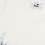 Мужская футболка C.P. Company Venezia Print White фото- 3