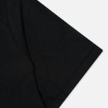 Комплект мужских футболок Carhartt WIP Standart Crew Neck Black (pack x2) фото- 4