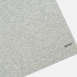 Комплект мужских футболок Carhartt WIP Standart Crew Neck Grey Heather (pack x2) фото- 3