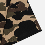 Мужская футболка Carhartt WIP College Allover Camo Isle/White фото- 3