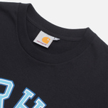 Мужская футболка Carhartt WIP Duck Down Black/Blue фото- 1