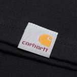 Мужская футболка Carhartt WIP Duck Down Black/Blue фото- 3