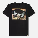 Мужская футболка Carhartt WIP Interior #1 Black фото- 0