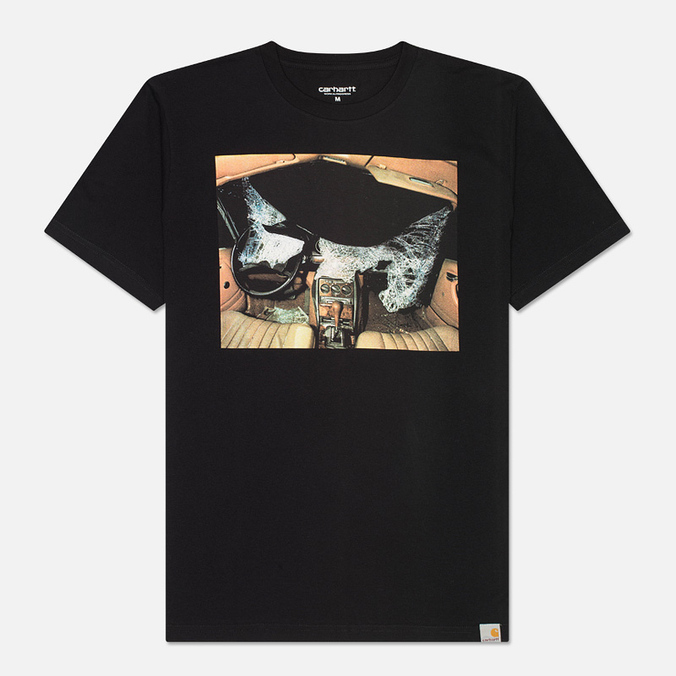 Мужская футболка Carhartt WIP Interior #1 Black