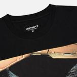 Мужская футболка Carhartt WIP Interior #1 Black фото- 1