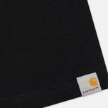 Мужская футболка Carhartt WIP Interior #1 Black фото- 3