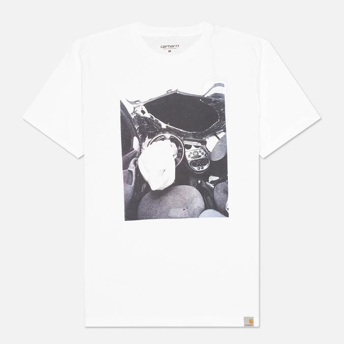 Мужская футболка Carhartt WIP Interior #7 White