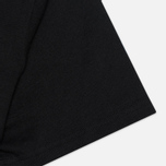 Carhartt WIP Lester Pocket Men's T-shirt Black/African Print photo- 3