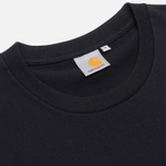Мужская футболка Carhartt WIP Lester Pocket Black/Bough Lawn/Jet фото- 1