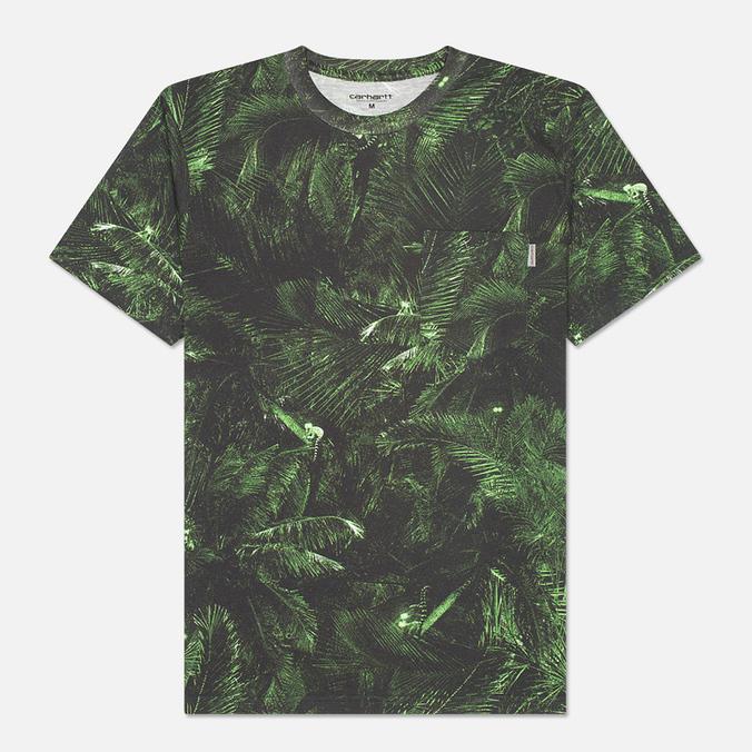 Мужская футболка Carhartt WIP Night Vision Pocket Multicolor