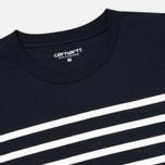 Мужская футболка Carhartt WIP Sailing Jet/White фото- 1