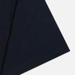 Мужская футболка Carhartt WIP Sailing Jet/White фото- 4