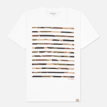 Мужская футболка Carhartt WIP Sailing Print White/Camo Isle фото- 0