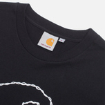 Мужская футболка Carhartt WIP Tattoo Black/White фото- 1