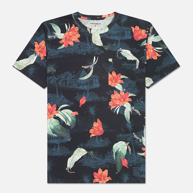 Мужская футболка Carhartt WIP Tropic Pocket Multicolor