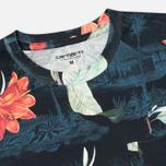Мужская футболка Carhartt WIP Tropic Pocket Multicolor фото- 1