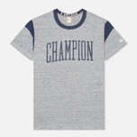 Мужская футболка Champion x Todd Snyder Armhole Grey Heather фото- 0