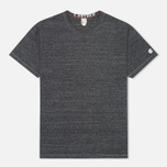 Champion x Todd Snyder Classic Crew Tee Men's T-shirt Charcoal photo- 0