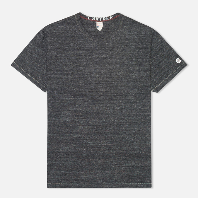 Champion x Todd Snyder Classic Crew Tee Men's T-shirt Charcoal