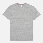 Champion x Todd Snyder Classic Crew Tee Men's T-shirt Grey Heather photo- 0