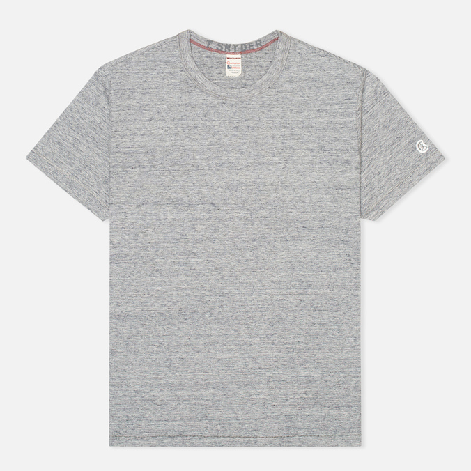 Champion x Todd Snyder Classic Crew Tee Men's T-shirt Grey Heather