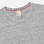 Champion x Todd Snyder Classic Crew Tee Men's T-shirt Grey Heather photo- 1