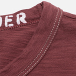 Мужская футболка Champion x Todd Snyder Crewneck Crimson фото- 2