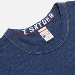 Мужская футболка Champion x Todd Snyder Crewneck Indigo Heather фото- 1