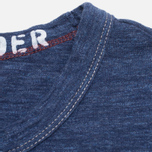 Мужская футболка Champion x Todd Snyder Crewneck Indigo Heather фото- 2