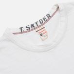 Мужская футболка Champion x Todd Snyder Crewneck Vintage White фото- 1