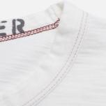 Мужская футболка Champion x Todd Snyder Crewneck Vintage White фото- 2