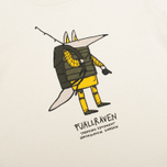 Fjallraven Trekking Fox Children's T-shirt Chalk White photo- 2